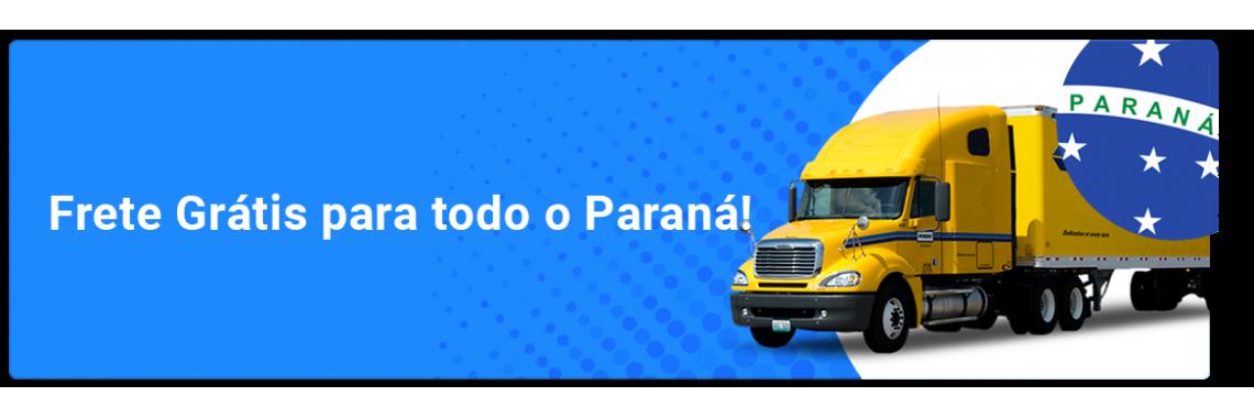 Frete grátis Paraná