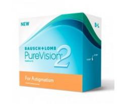 Lentes de contato Purevision2 Toric