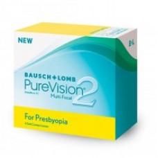 Lentes de contato Purevision2 Multifocal